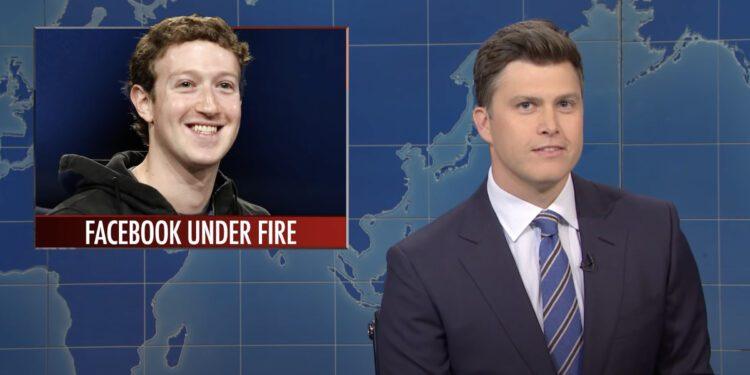 'SNL' critica a Facebook por el informe de denuncia de irregularidades durante el Cold Open, actualización de fin de semana
