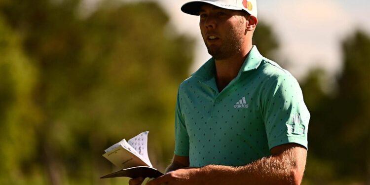 Sizzling Sam Burns puede estar junto a Tiger Woods con una victoria el domingo en el Shriners Children's Open