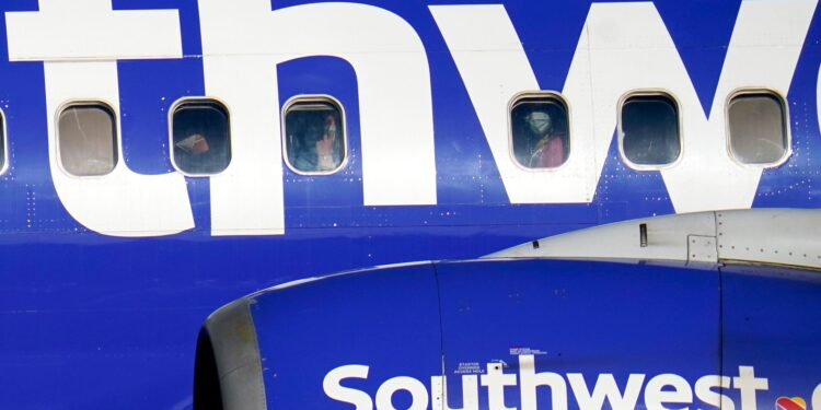 Southwest Airlines cancela más de 1,000 vuelos durante el fin de semana