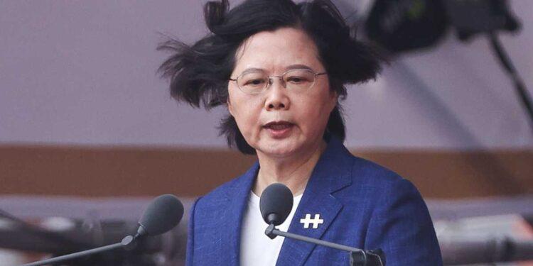 Taiwán no se verá obligado a inclinarse ante China, dice el presidente