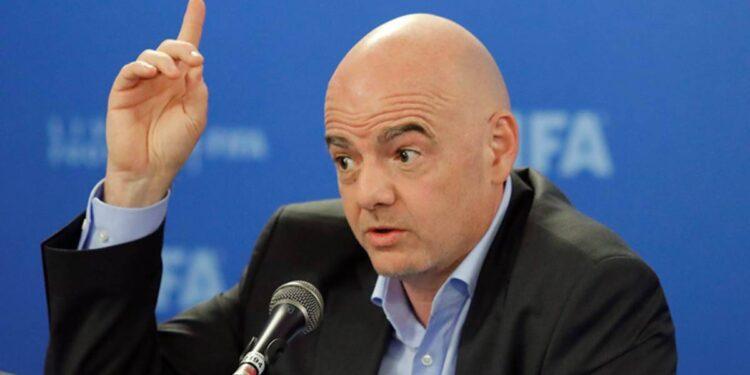 FIFA World Cup, FIFA Biennial WC, Infantino, FIFA president Gianni Infantino