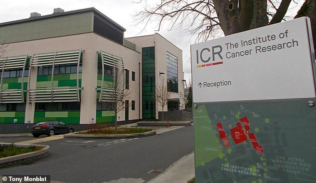 Un estudio realizado por expertos del Instituto de Investigación del Cáncer (en la foto) y el Royal Marsden Trust encontró que un nuevo tratamiento contra el cáncer puede destruir tumores en pacientes a los que se les diagnostica una enfermedad terminal.