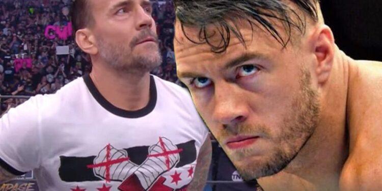 Will Ospreay llama a CM Punk