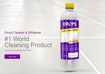 Limpia Juntas Drops - Grout Cleaner & Whitener